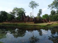Zaginione miasta Angkoru