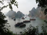 Wietnam - odwiedziny wujka Ho