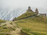 Gruzja - złote runo przyrody