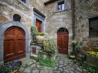 Pejzaże Toskanii