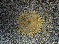 Iran -  błękit perskiej mozaiki