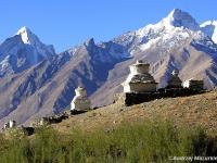 Tryptyk himalajski: Ladakh, Zanskar, Kaszmir