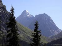 Tien Szan - niebiańskie góry Kirgistanu