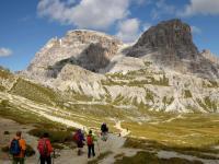 Dolomity - góry magiczne