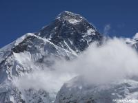 W stronę bazy pod Everestem