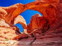 Skalne kaniony dla aktywnych - parki narodowe na zachodzie USA