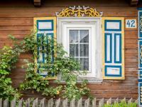 Podlasie, kraina otwartych okiennic