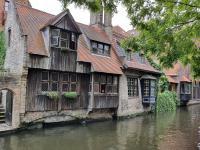 Belgia - miasta i krajobrazy Flandrii