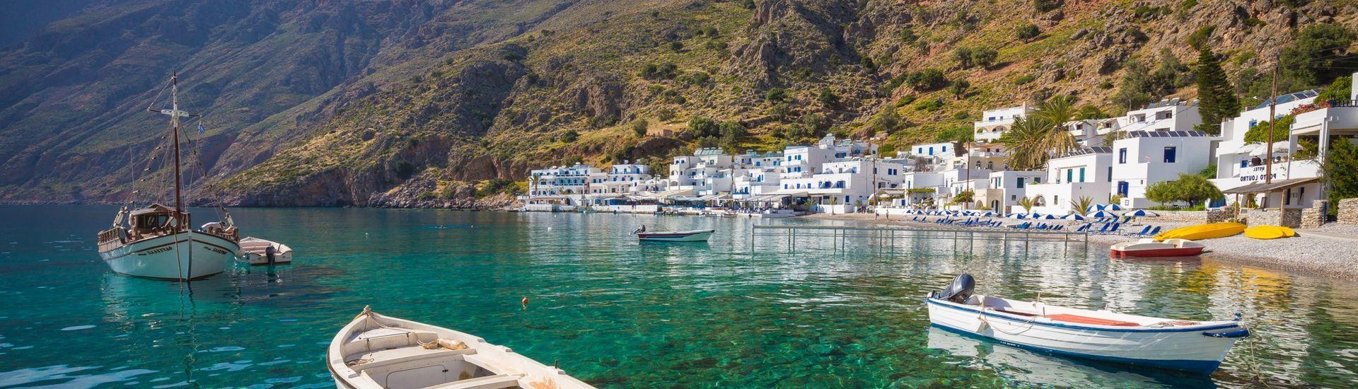 Kreta - nieznane oblicze wyspy