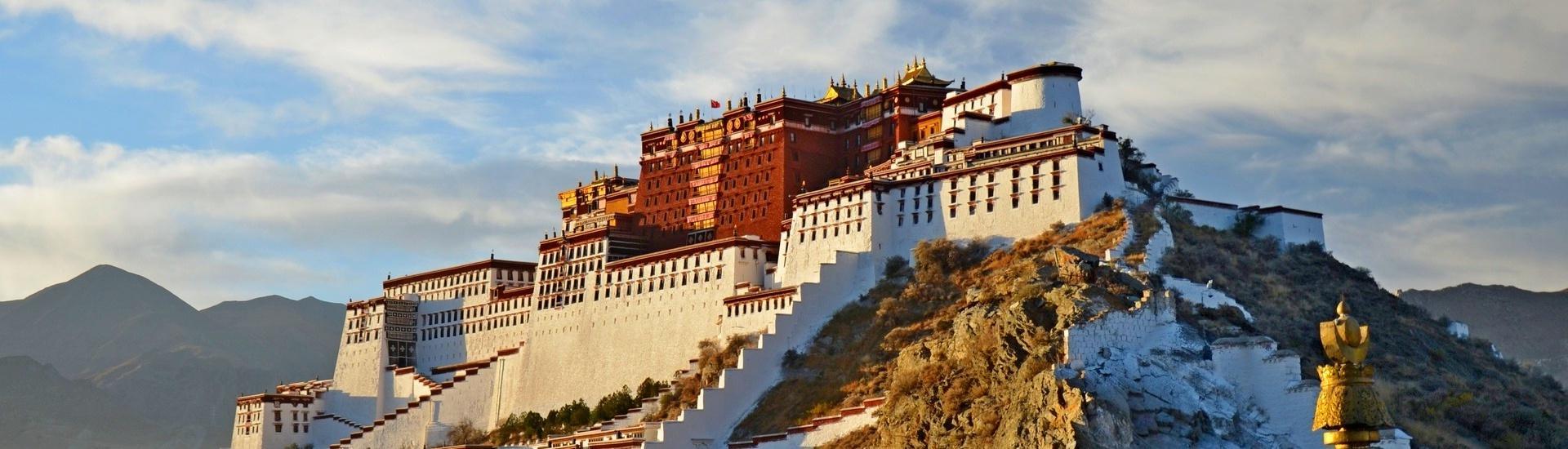 Tybet - magia Dachu Świata