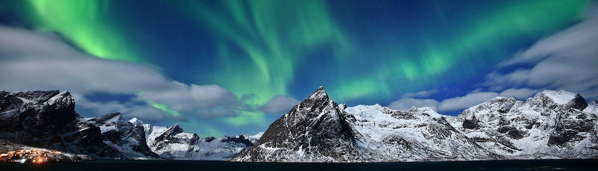 Lofoty - fotowyprawa zimowa