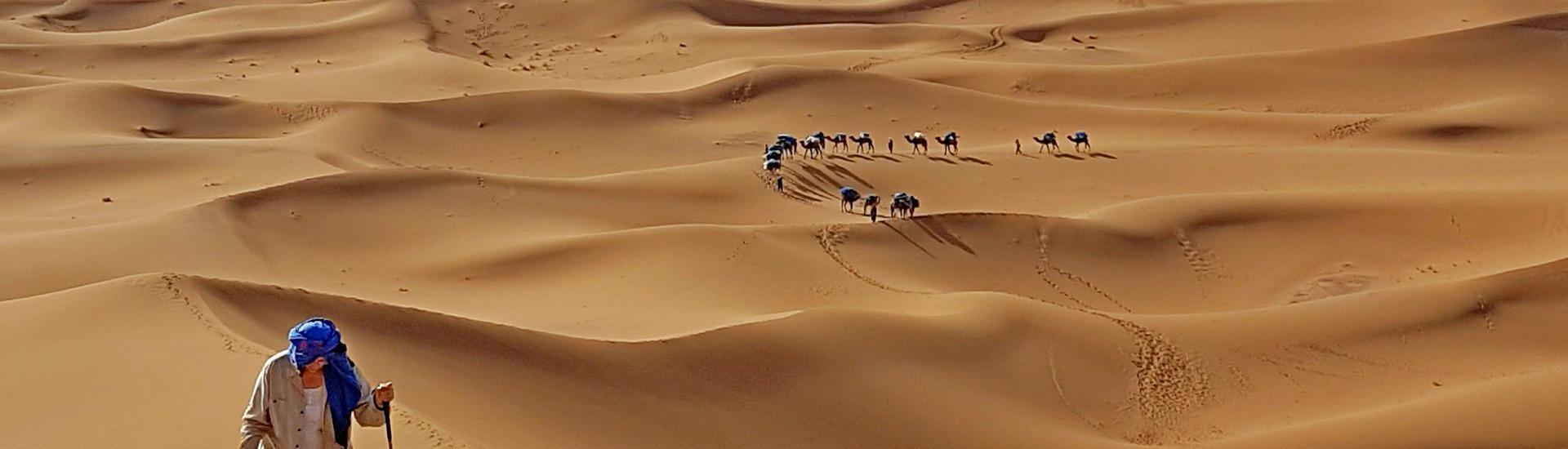 Maroko - gwiezdny pył Sahary