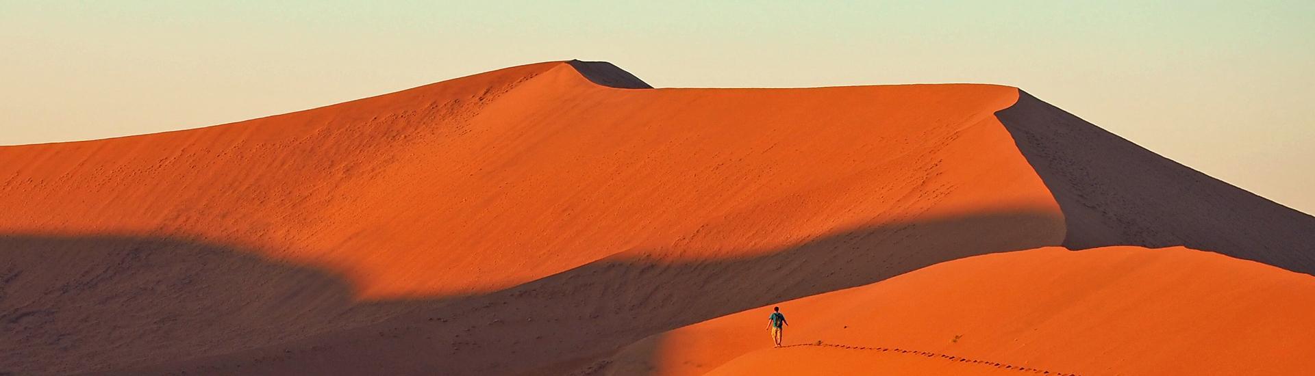 Namibia - fotograficzna kraina marzeń