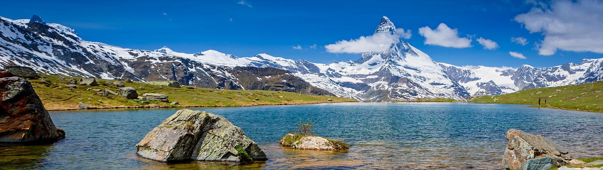Szwajcaria - u stóp Matterhornu