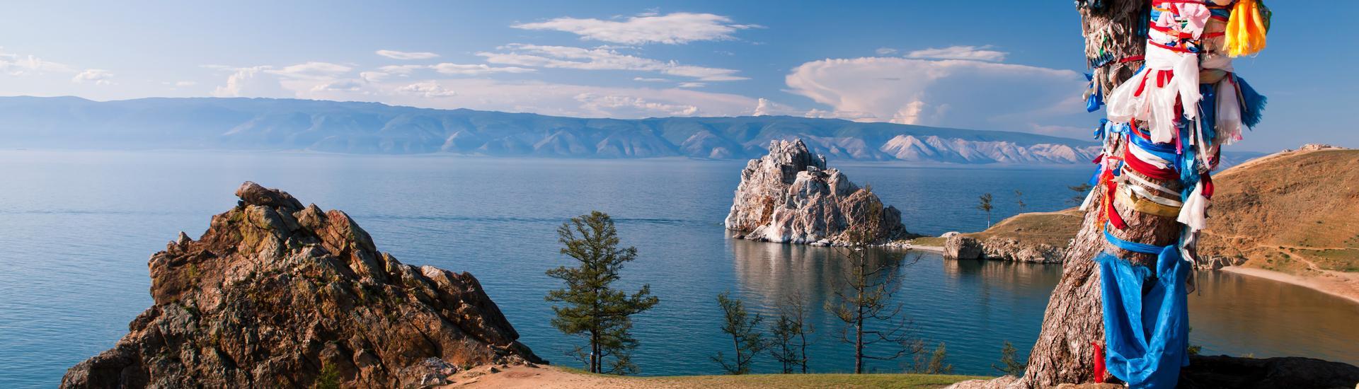 Bajkał - błękitna perła Syberii