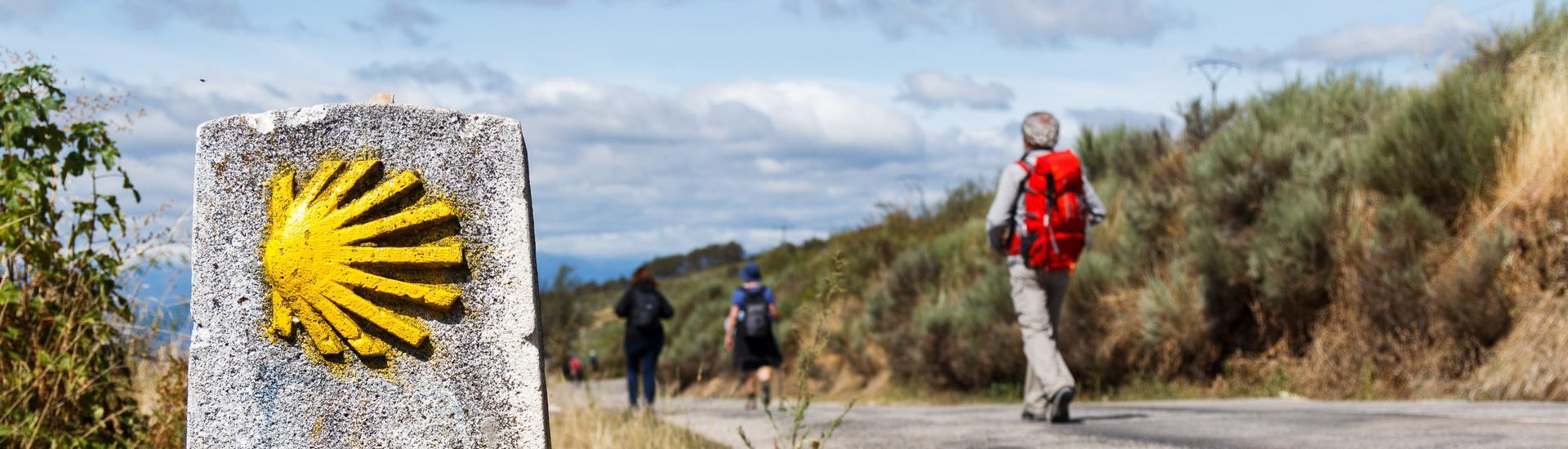 Camino Portugues pieszo