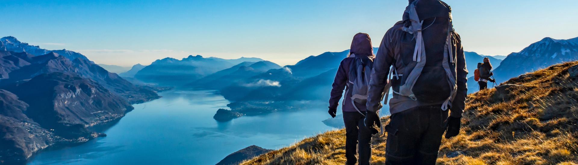 Alpejskie jeziora