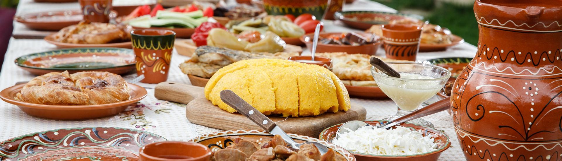 Rumuńskie smaczki