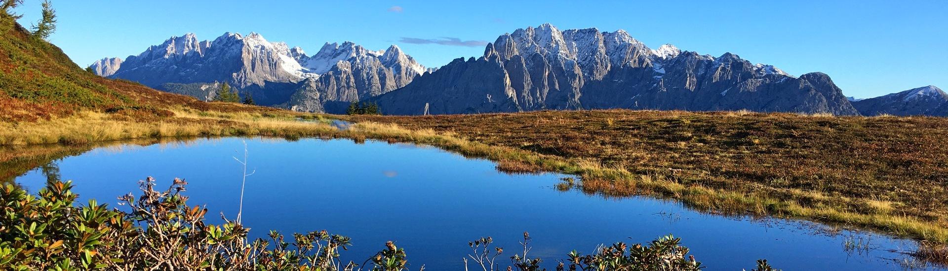 Alpejska jesień w Karyntii
