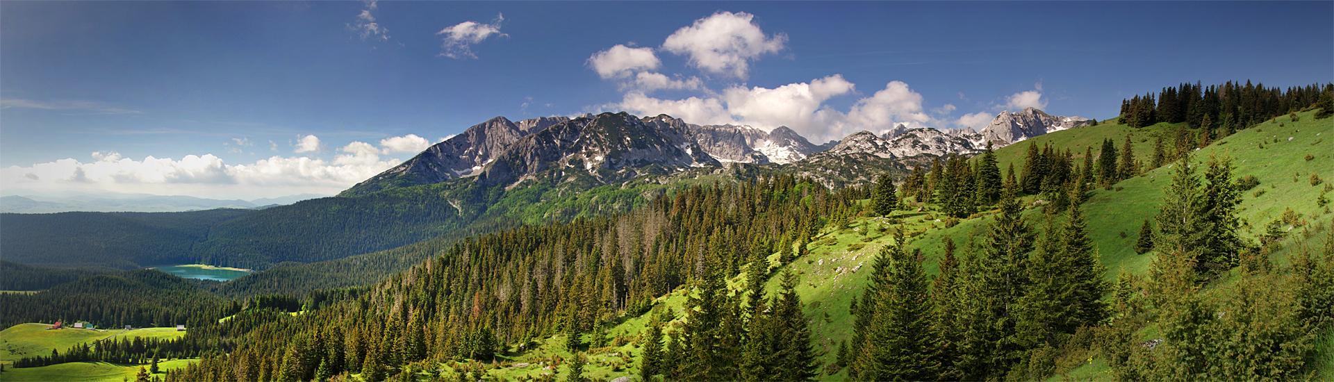 Durmitor i Góry Przeklęte