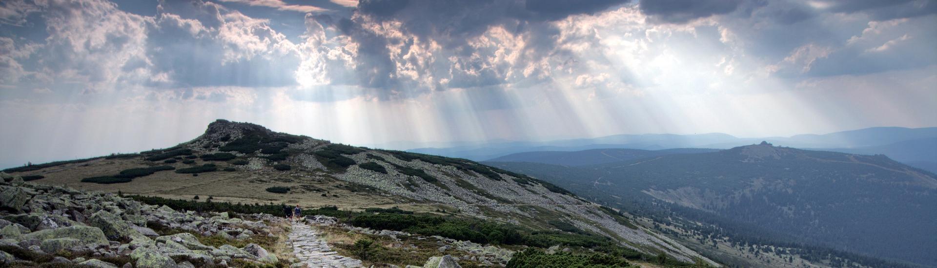Śladami sudeckich tajemnic - w górach Polski