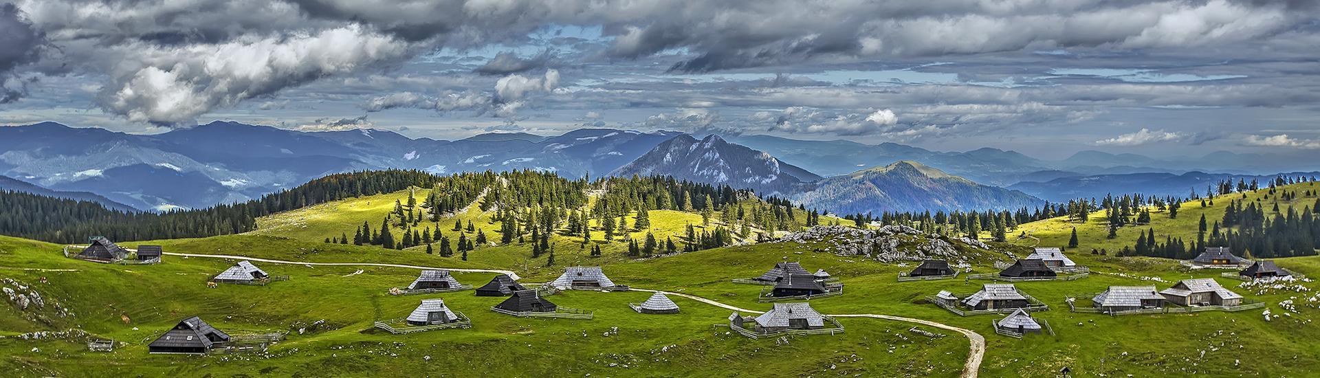 Słowenia – Mały kraj pięknych gór