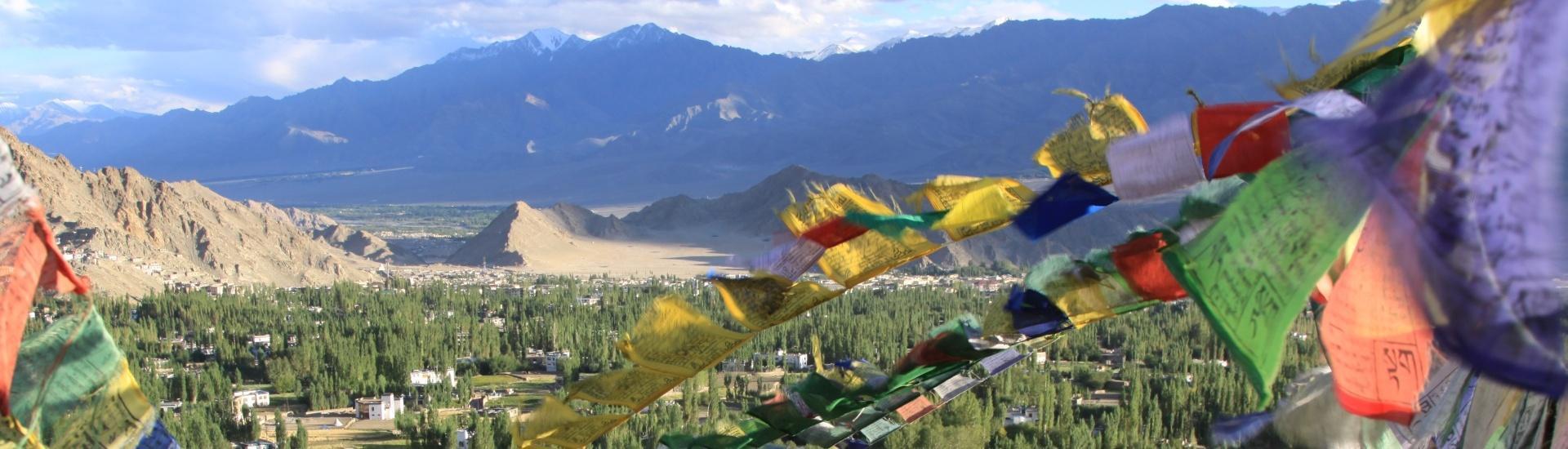 Przez Mały Tybet do Kaszmiru