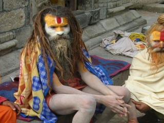 Namaste! Indie, Nepal