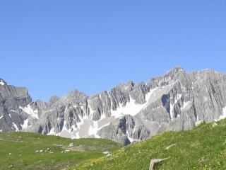 Górskie ścieżki Tyrolu