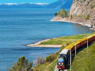 Koleją Transsyberyjską: Pekin, Mongolia i Bajkał