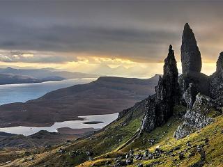 Szkocja - Glen Coe i Skye