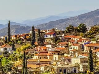 Cypr - szlakami wyspy Afrodyty