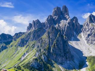 Alpy Austriackie - górski raj