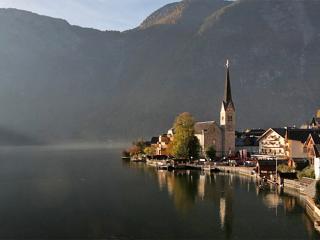 Dachstein i Dolomity