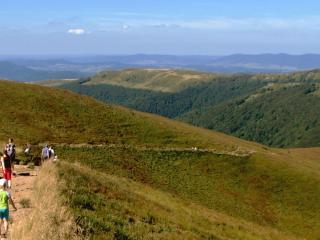 Bieszczadzka włóczęga - w górach Polski