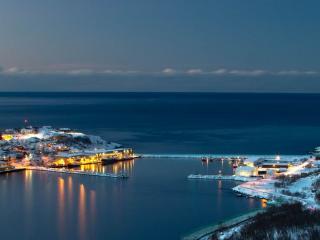 Senja - magia arktycznej zimy