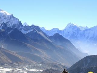 Gokyo - Magia Everestu