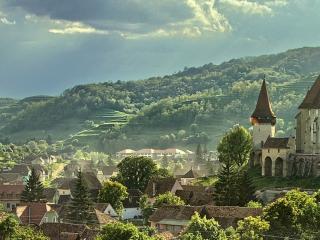 Rumunia - od Transylwanii po Bukowinę