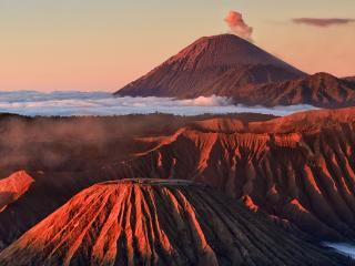 Raj w cieniu wulkanów