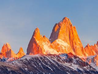 Patagonia - droga na Południe