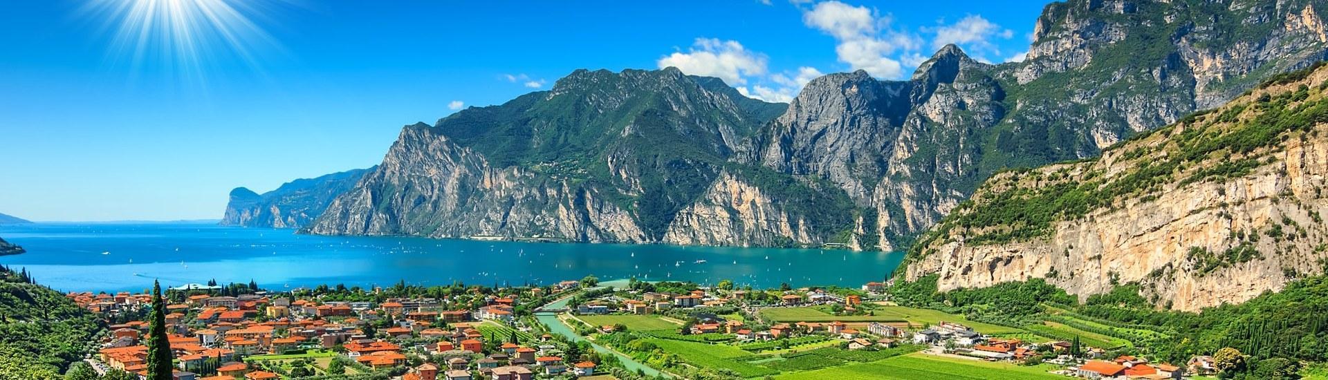 NOWOŚĆ!  Z widokiem na Jezioro Garda
