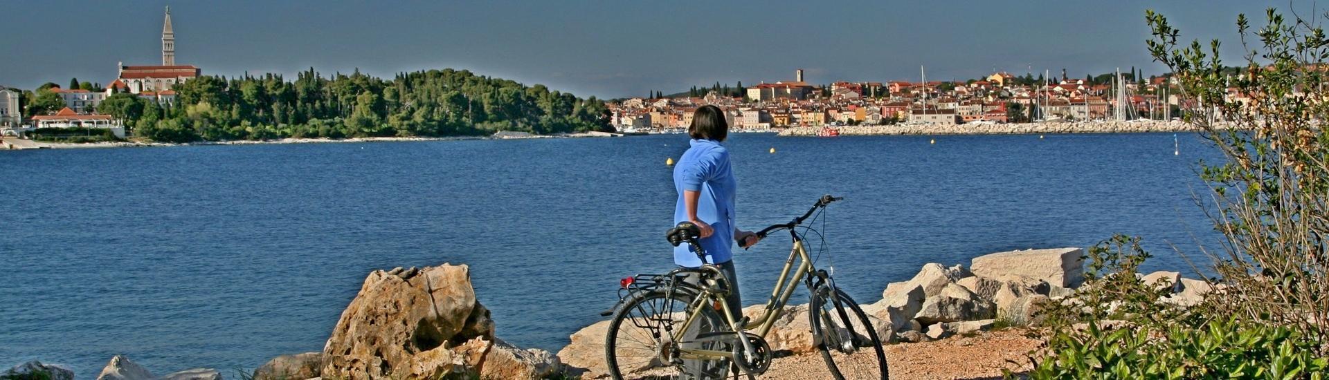 Istria - rowerowa kraina