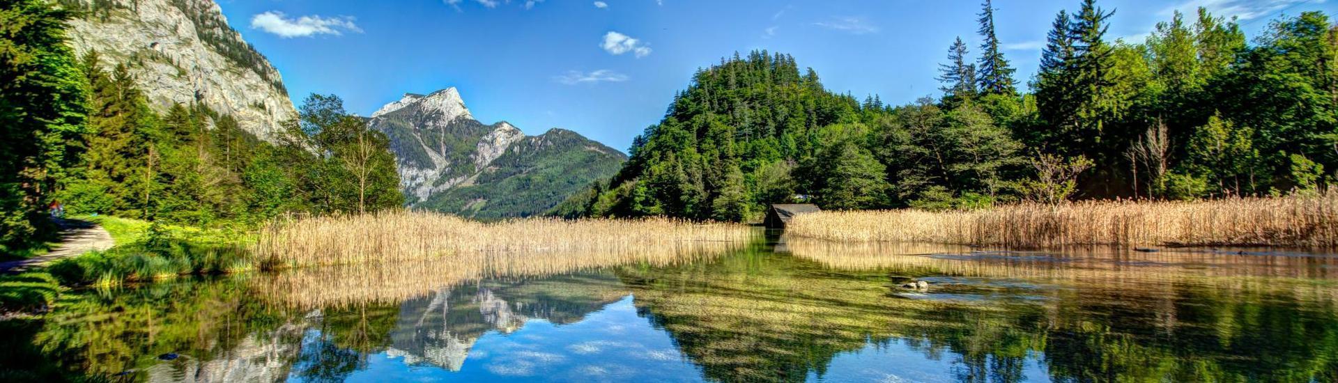 Styria: wzdłuż dolin i zamków na wzgórzach