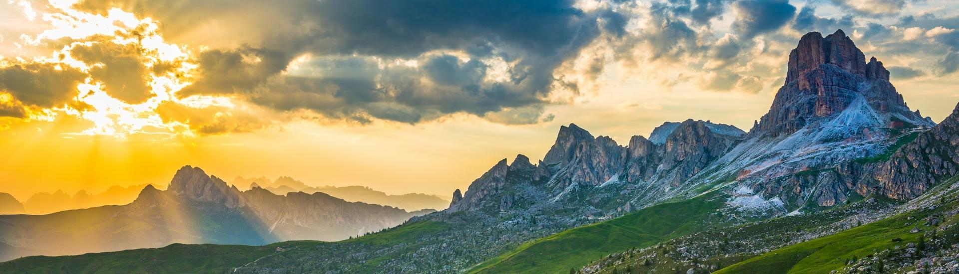 NOWY TERMIN - Panorama Dolomitów