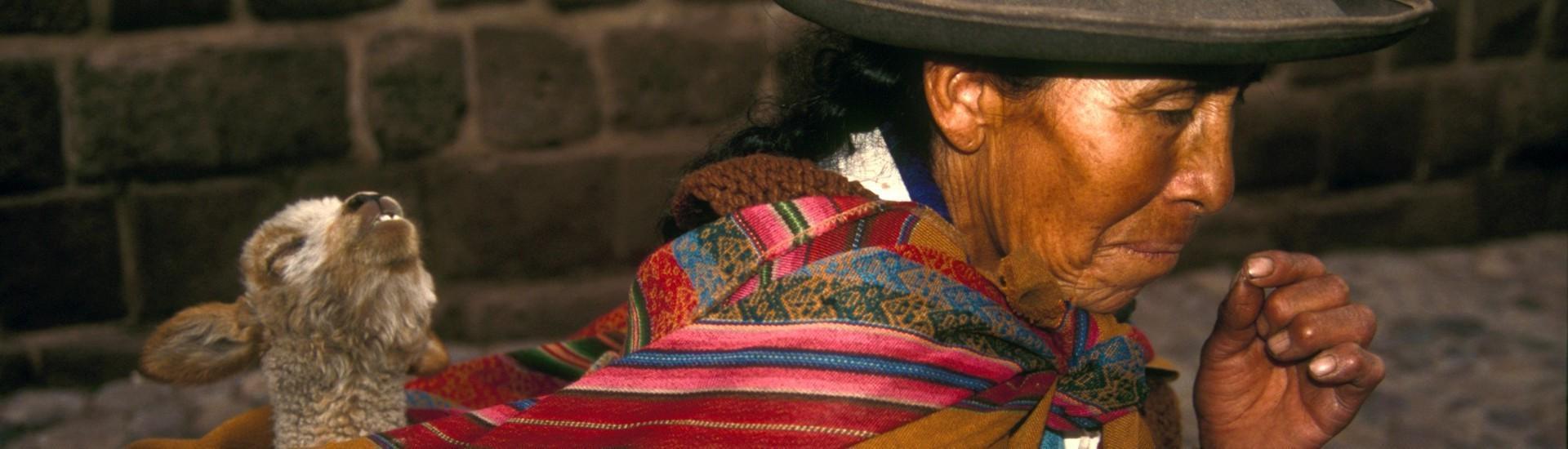Szlakiem złota Inków